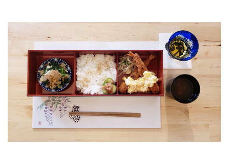 Japanese Bento dinner with a chef in old-town Yanaka Tokyo