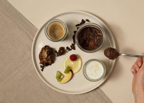 """""""Café gourmand"""" - French dessert masterclass"""