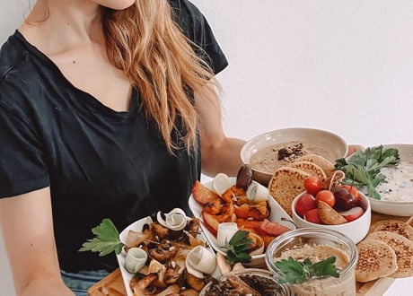 "French ""apéritif"" - create seasonal appetisers"